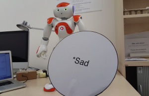 Emotional Robots : Humanoid NAO + Microsoft Emotion API